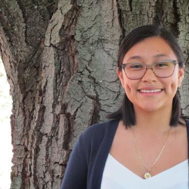Student Leader Bryanna